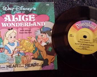 Walt Disney's Story of Alice in Wonderland 1979