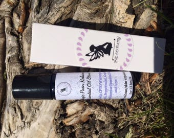 Handmade Magic Pain Reliever CPTG Essential Oil Roll on