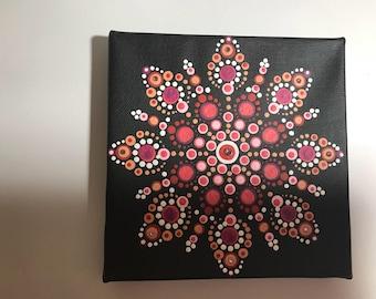 Mandala - Dot Art