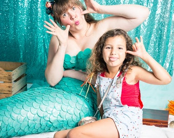 Meet & shoot with Mermaid Lily, 11:30, time slot 3