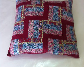 Pillows, jewelry, handmade, patchwork,.