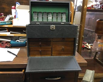 Apothecary Chest, Doctor's Chest