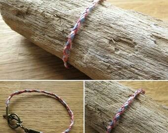 Braided 16358 braided bracelet