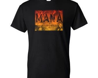 Mana T-Shirt Ready to ship!