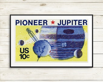 nasa pioneer project posters, jupiter project, solar system, space exploration, jupiter nasa, pioneer nasa, pioneer 10, jupiter pioneer