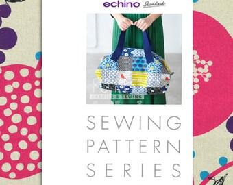 Paper Pattern | Echino Drum Type Bag Pattern JRK901