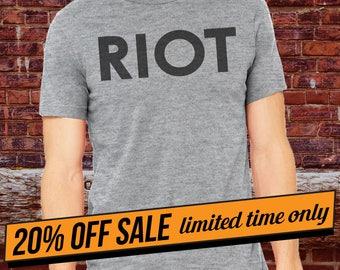 ON SALE TODAY, Trending now, Riot, Riot shirt, always sunny, always sunny shirt, most sold, feminist, feminism, feminist shirt,philadelphia