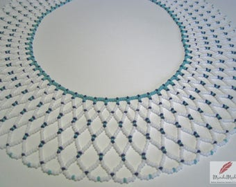 Choctaw Lace Necklace
