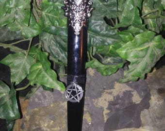 Celtic Cross Wiccan Renaissance Ceremonial Athame