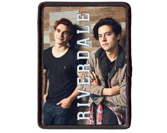 Riverdale Archie Andrews Jughead Jones Cole Sprouse  KJ Apa Sew On patch