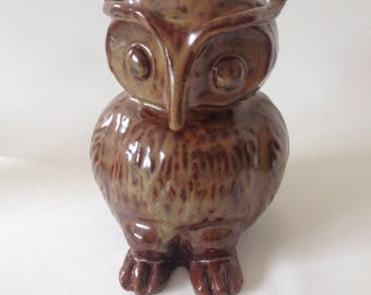 Vintage OWL ceramic, mega big!