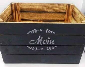 Wooden box, Moin, Anchor, bookshelf, shelf, kitchen rack, side table, table, bedroom furniture, TV cabinet, cupboard, wood shelf, maritim