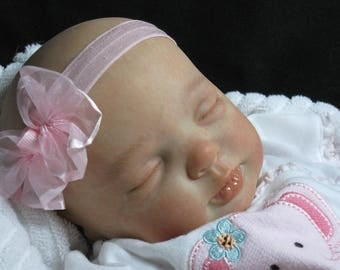 Reborn Baby Doll MADE TO ORDER Newborn Rose Sculpt Handmade Art Babies