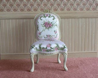 Dollhouse French side chair
