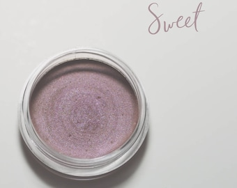 Organic Mineral Eye Shadow in Sweet