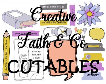Creative Faith & Co. Shop