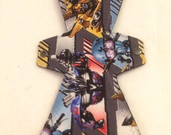 "12"" Moderate Transformers Cloth Pad"
