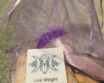 Lose Weight Spell Wicca Kit