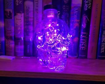 Crystal head vodka | Etsy
