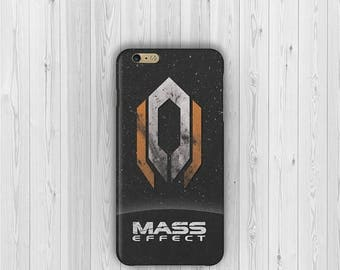 ON SALE Mass Effect Cerberus Phone Case - iPhone 7, iPhone 6s, 6, Plus, 5, Samsung Galaxy S7, S6, S5 cover