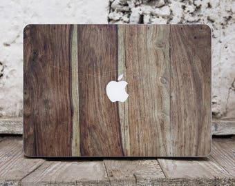 Brown Wood Macbook Wooden Skin Macbook Sticker Wood Laptop Sticker Macbook Pro Decal Wooden Macbook 12 Sticker Macbook Pro Case Wood 030