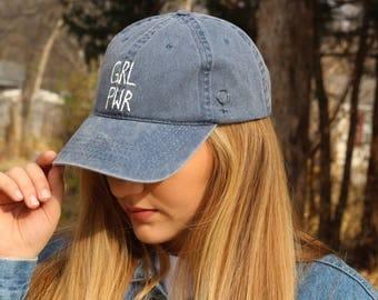 GRL PWR [hat]