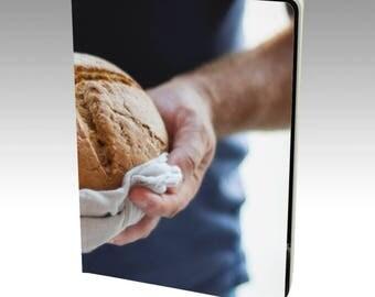 Cook baker cooking baking chef bread journal notebook journal planner gift