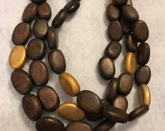 Vintage Earthy Necklace