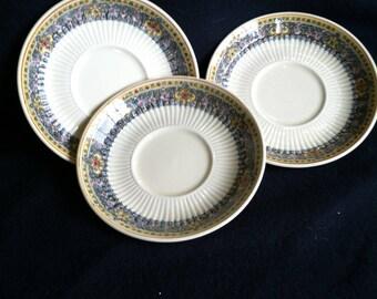 Set of 30 Ridgways Orient saucers