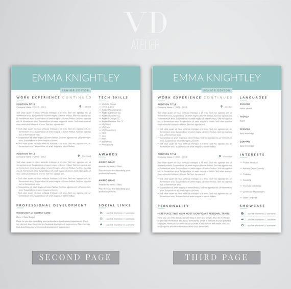 how to change resume template in word 2010 professional easy edit modern feminine elegant 2013