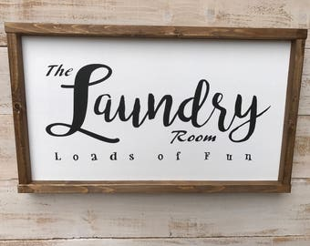 Laundry Room loads of fun 12x20