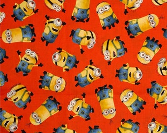 coupon patchwork kids MINION by Quilting treasures