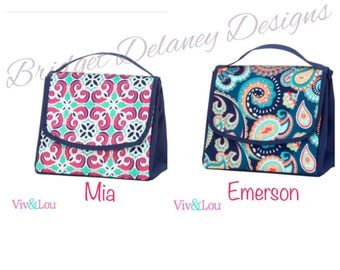 New! Lunch boxes, lunch bags