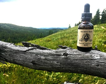 Fresh Mint - All Natural Handcrafted Beard Oil, The Gilded Beard