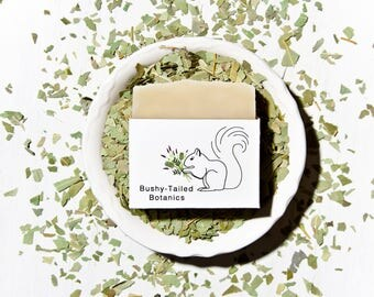All-Natural Eucalyptus Soap