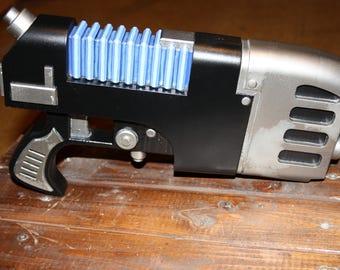 Plasma Pistol Replica 3DFW Pattern | Warhammer 40K inspired | Life Sized | Unofficial