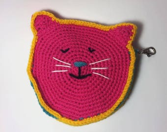 Cute Unique Cat Purse