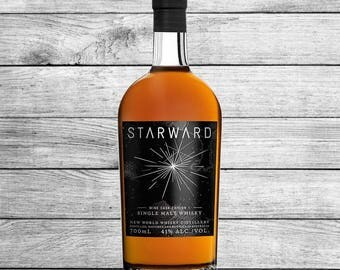 Stardward Whisky Print