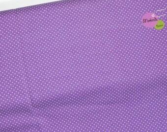 Dots purple lilac