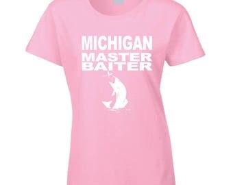 Michigan Master Baiter T Shirt