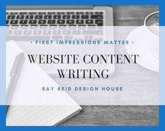 Copywriting | Website Content | Website Copy | Product Descriptions