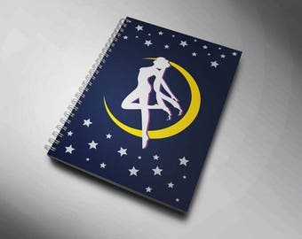 Notebook Usagi - Sailor Moon
