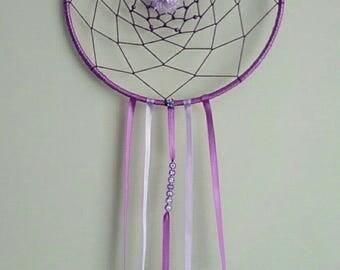 personalized 20cm purple dream catcher