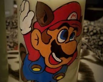 Large Mario Candle