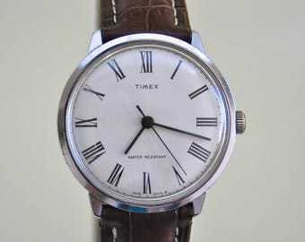 Vintage TIMEX Manual winding watch 70's