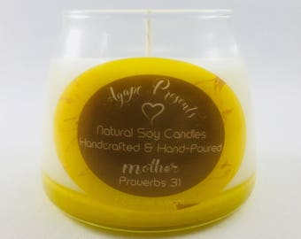 Mother - Natural Soy Candle