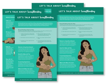 Let's Talk About Breastfeeding - EXTRA USE LICENSE