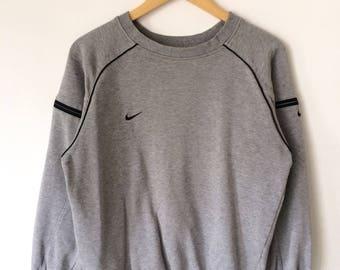 Vintage Nike Swoosh Hip Hop Nike Big Logo Nike Sweatshirt