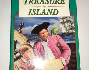 Treasure Island (VHS, 1992)