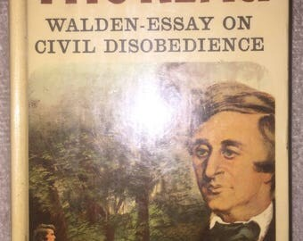 civil disobedience walden essay on civil disobedience by henry david thoreau